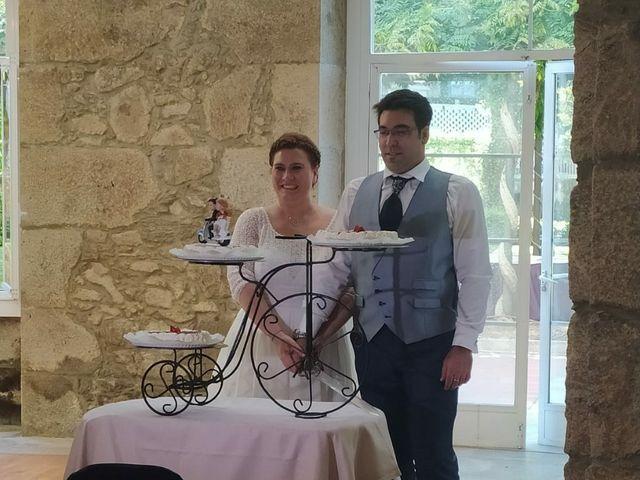 La boda de Alberto y Carmen Fuencisla en Vigo, Pontevedra 17