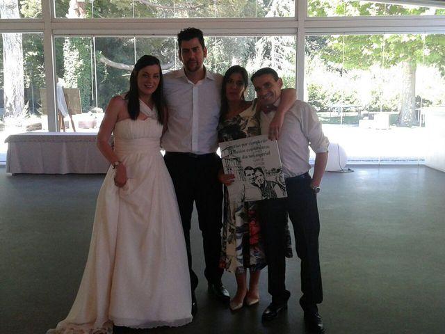 La boda de Santiago y Verónica en Cuntis, Pontevedra 2