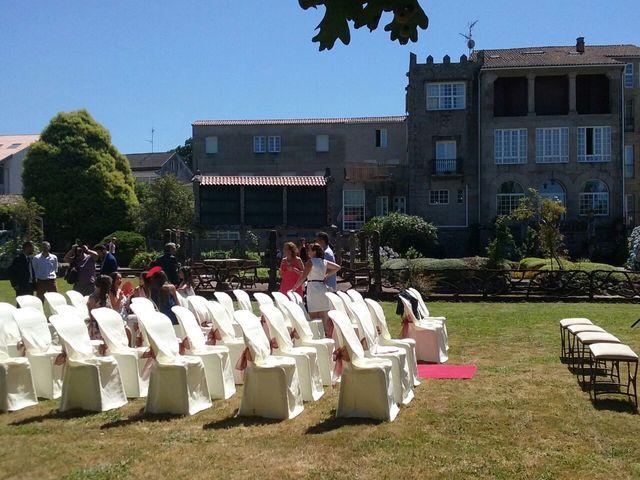 La boda de Santiago y Verónica en Cuntis, Pontevedra 3