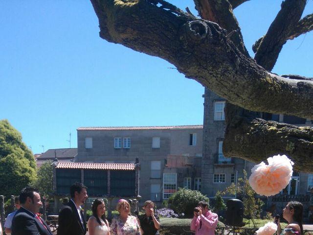 La boda de Santiago y Verónica en Cuntis, Pontevedra 4