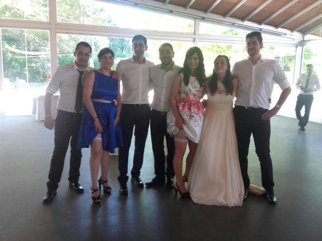 La boda de Santiago y Verónica en Cuntis, Pontevedra 6