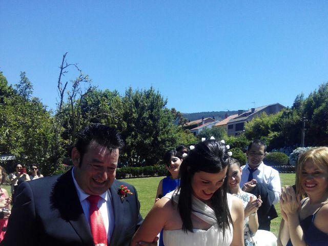 La boda de Santiago y Verónica en Cuntis, Pontevedra 7