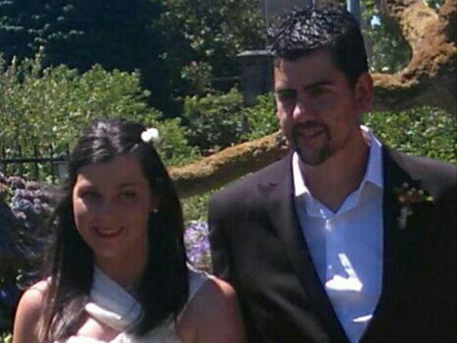 La boda de Santiago y Verónica en Cuntis, Pontevedra 8