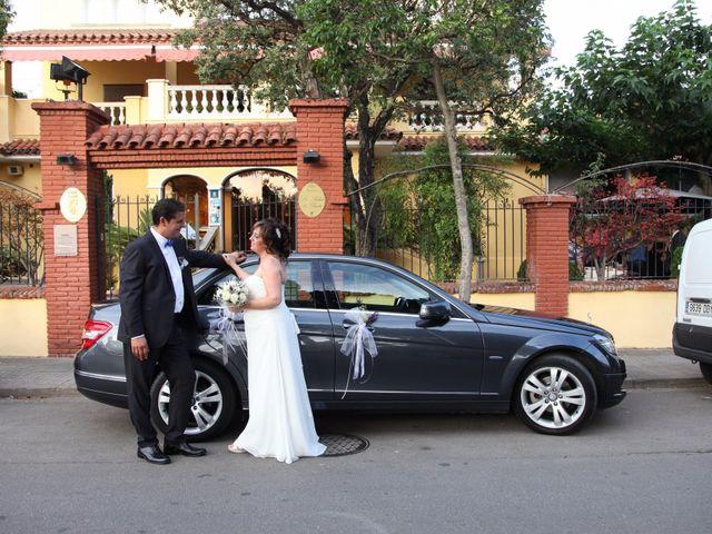La boda de Maria Jesús y Miguel Angel