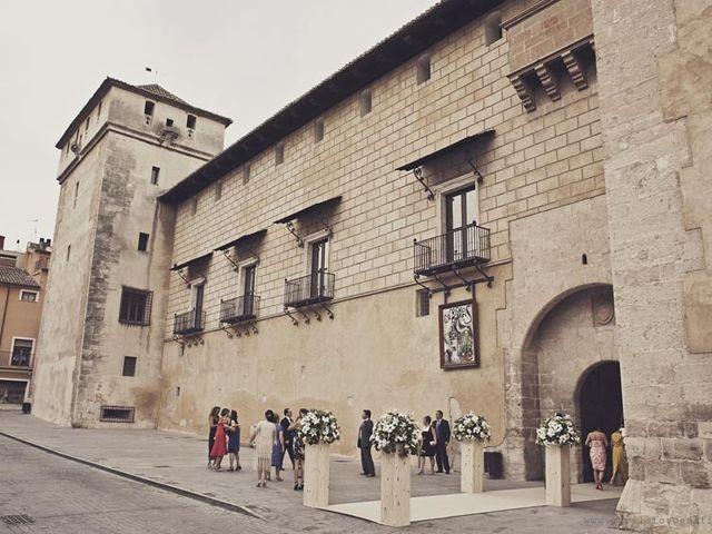 La boda de Jorge y Nazareth en Cocentaina, Alicante 47