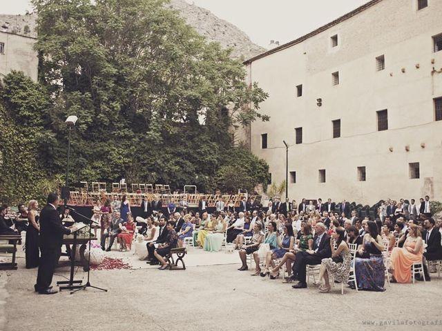 La boda de Jorge y Nazareth en Cocentaina, Alicante 81