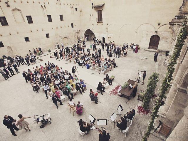 La boda de Jorge y Nazareth en Cocentaina, Alicante 87