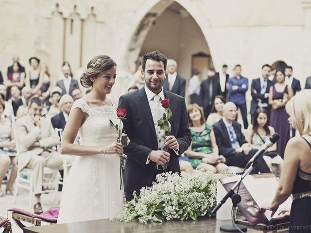 La boda de Jorge y Nazareth en Cocentaina, Alicante 97