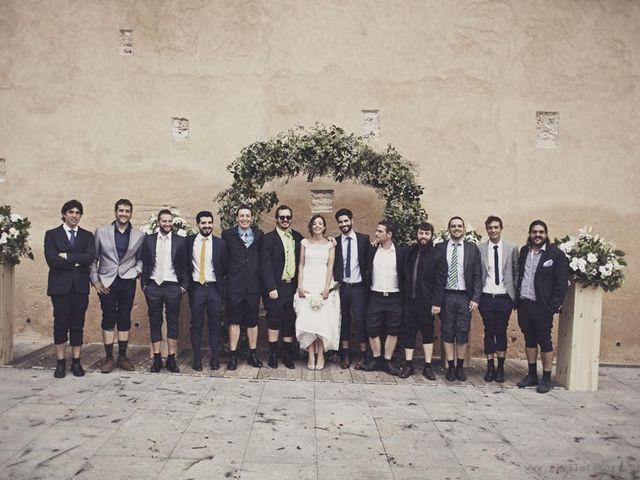 La boda de Jorge y Nazareth en Cocentaina, Alicante 110