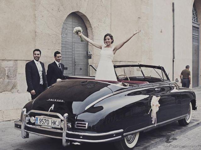 La boda de Jorge y Nazareth en Cocentaina, Alicante 111