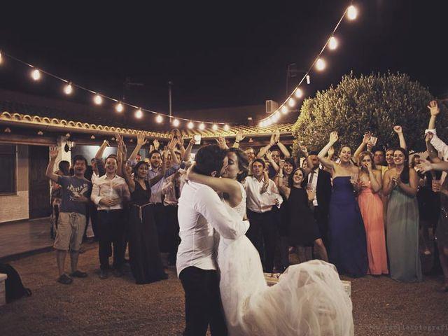 La boda de Jorge y Nazareth en Cocentaina, Alicante 138