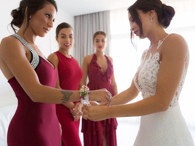 La boda de MARC y AROA en Lloret De Mar, Girona 21