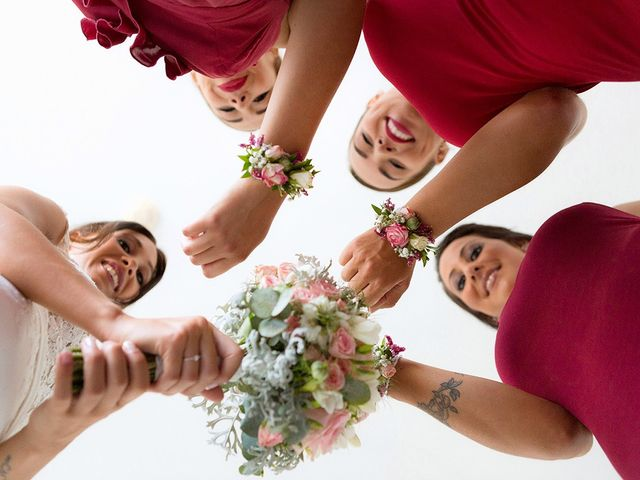 La boda de MARC y AROA en Lloret De Mar, Girona 24
