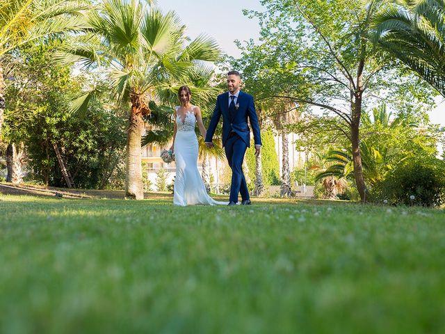 La boda de MARC y AROA en Lloret De Mar, Girona 43