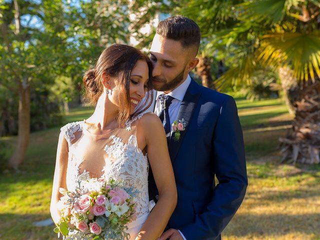 La boda de AROA y MARC