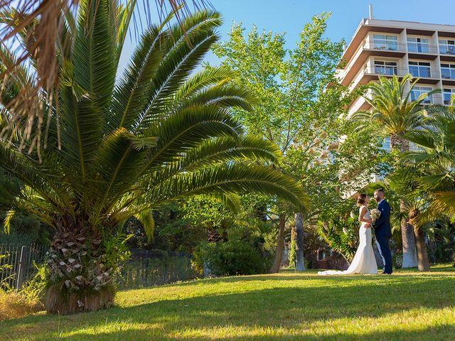 La boda de MARC y AROA en Lloret De Mar, Girona 45