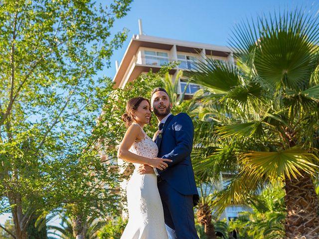 La boda de MARC y AROA en Lloret De Mar, Girona 46