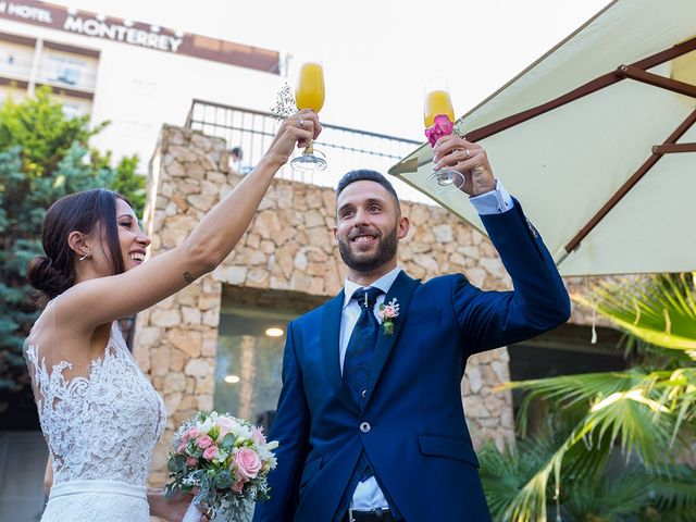 La boda de MARC y AROA en Lloret De Mar, Girona 49