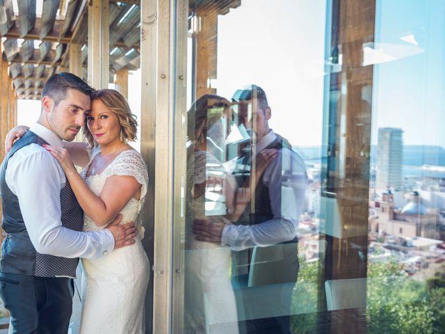La boda de Mª Carmen y Jose Antonio