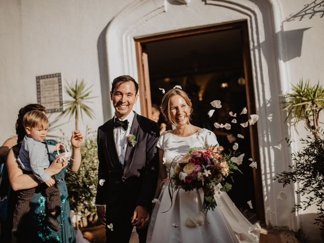 La boda de Anna y Peter