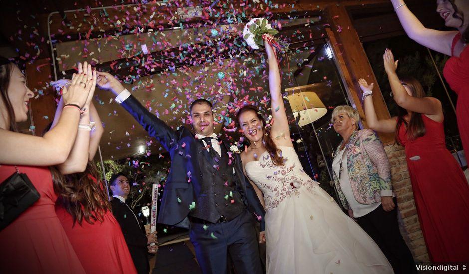 La boda de Iván y Raquel en Polinya, Barcelona