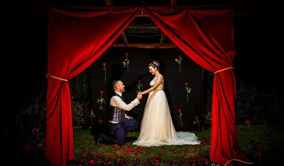 La boda de Carlos  y Nerea en Santiago De Compostela, A Coruña
