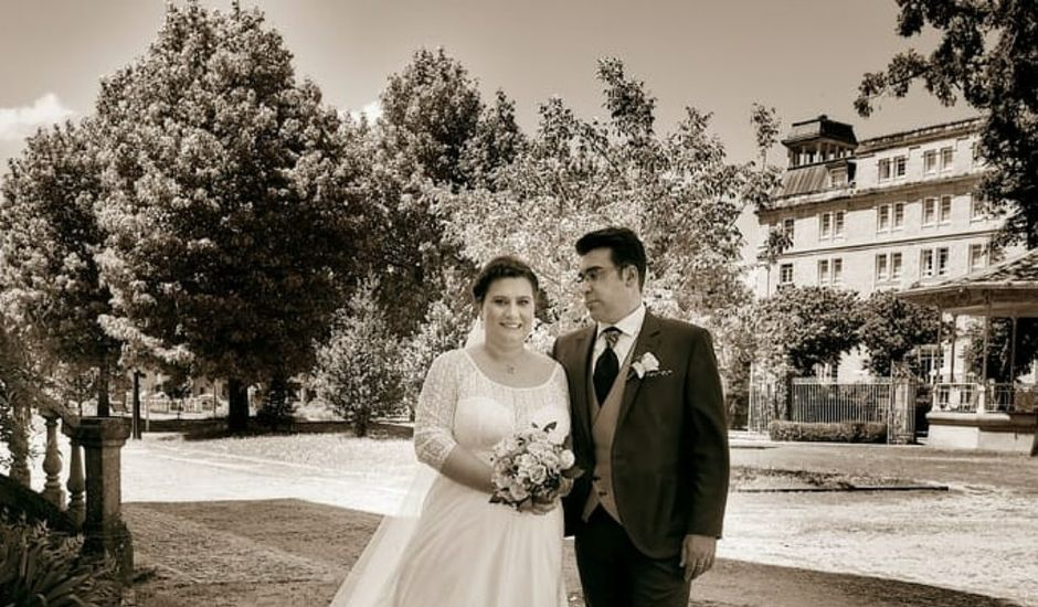 La boda de Alberto y Carmen Fuencisla en Vigo, Pontevedra