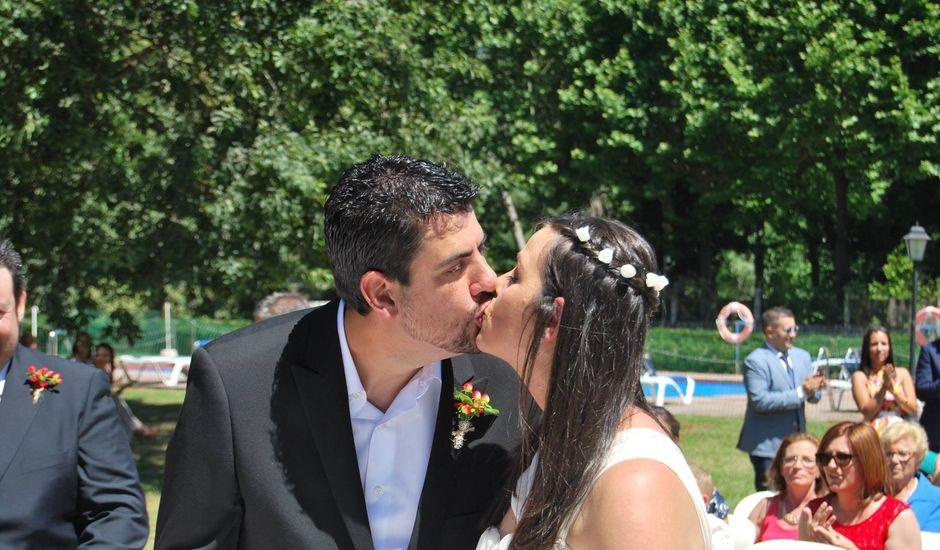 La boda de Santiago y Verónica en Cuntis, Pontevedra