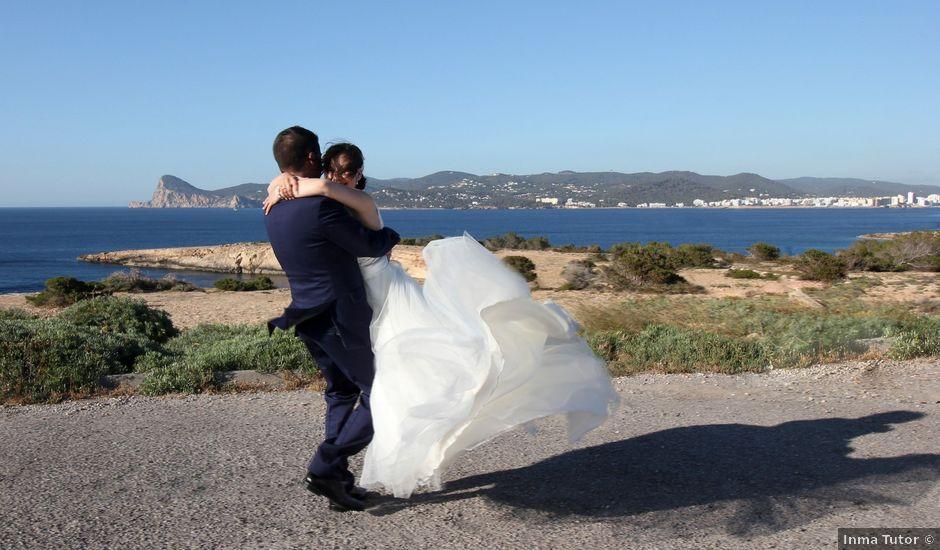 La boda de Sergi y Rosario en Islas Baleares