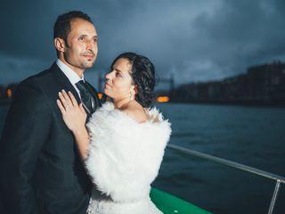 La boda de Ana Isabel y Younes