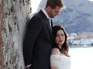 La boda de Luana y Manolo
