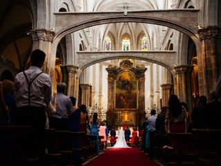 La boda de Isabel y Pelayo 2