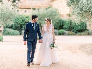 La boda de Taormina y Daniel