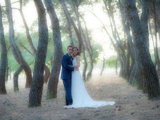 La boda de Desiree y Dani