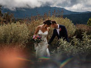 La boda de Victoria y Will