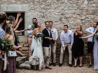 La boda de Victoria y Will 2