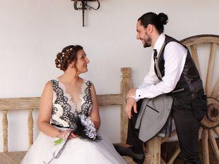 La boda de Ana y José Manuel