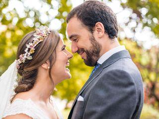 La boda de Garazi y Unai
