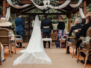 La boda de Mónica y Borja