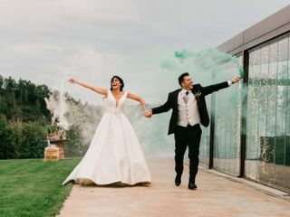 La boda de Joan Carles y Carolina