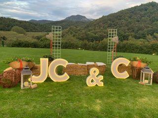 La boda de Joan Carles y Carolina 2