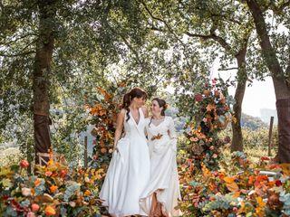 La boda de Marta y Paula