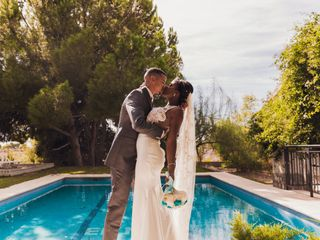 La boda de Stephanie y Rafael