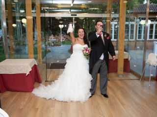 La boda de Lourdes y Arturo