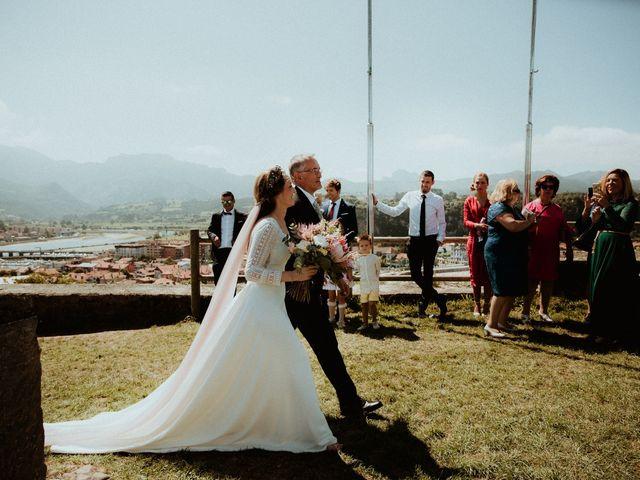 La boda de Juan y Ali en Cangas De Onis, Asturias 99