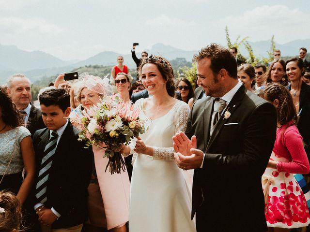 La boda de Juan y Ali en Cangas De Onis, Asturias 167
