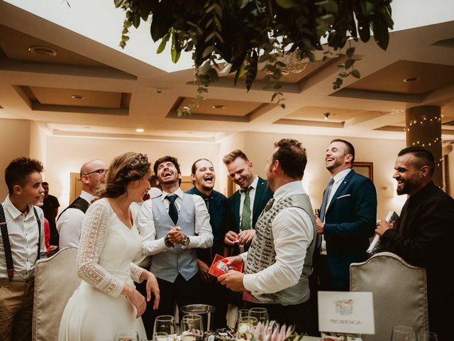 La boda de Juan y Ali en Cangas De Onis, Asturias 229