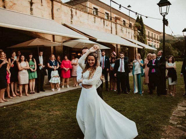 La boda de Juan y Ali en Cangas De Onis, Asturias 245