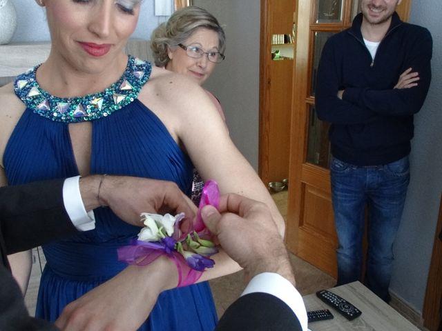 La boda de Manolo y Luana en L' Alfàs Del Pi, Alicante 6