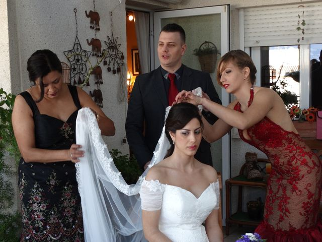 La boda de Manolo y Luana en L' Alfàs Del Pi, Alicante 12
